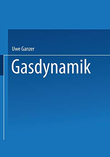 Gasdynamik (German Edition)