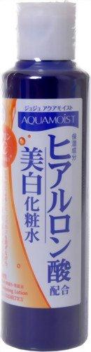 ジュジュ アクアモイスト C 薬用 ホワイトニング 化粧水 H