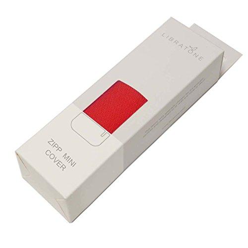 Libratone ZIPP MINI, Mesh Textil-Material Lautsprecher COVER - Victory Red