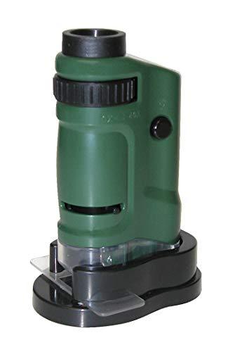 Carson MM-24 - Microscopio monocular