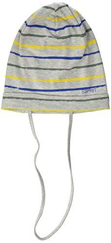 ESPRIT Baby-Jungen Mütze Hut, medium Grey 4|Gray, 49