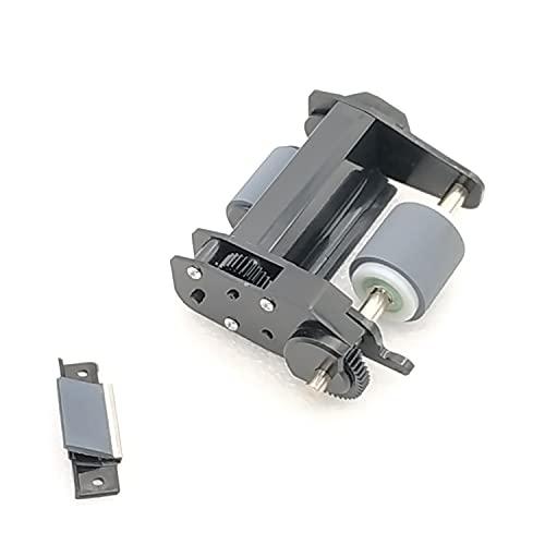 ZGQA-GQA Repuestos de Impresora Rodillo de Papel Adf Compatible con Impresora multifunción Compatible con HP Laserjet m3027