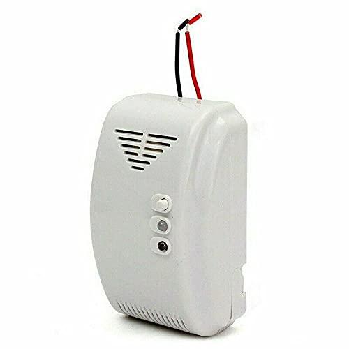 Detector de gas Sensor Alarma 12 V propano butano LPG Motor natural Home Camper