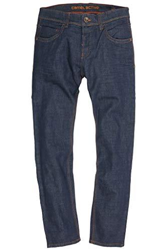 camel active Herren 9887 Jeans, Blue Rinse, W40/L32 (40/32)