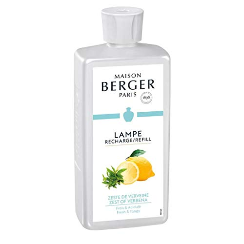 Lampe Berger Raumduft Nachfüllpack Zeste de Verveine / Belebende Zitronenverbene 500 ml