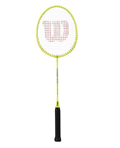 Wilson Matchpoint Badminton Racket, Yellow, 660 mm