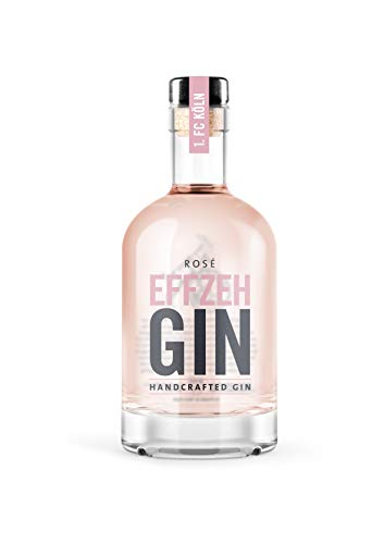 Handcrafted Gin - Effzeh Rosè (1 x 0,5l)