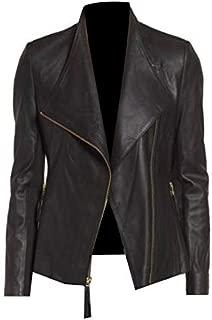 UZ Global Stylish Leather Jacket for Women