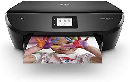 HP Envy Photo 6230 Imprimante Multifonction jet d'encre couleur Noir(13ppm, 4800 x 1200 ppp, Wifi, Instant Ink)
