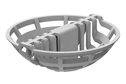 ACO ShowerDrain E-Line haarzeef, Ø 38 mm, accessoires douchegoot afvoer