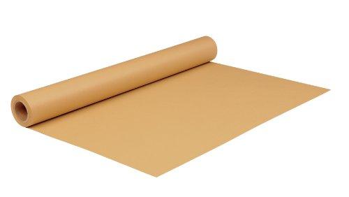 NIPS 139712227 pakpapier rol 75/25, B 75 cm x L 25 m, bruin