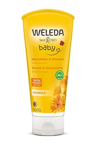 Weleda Dusch-Shampoo 1 Stück Baby, 200 ml
