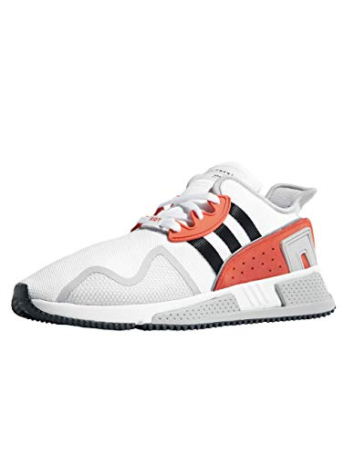 adidas EQT Cushion ADV, Zapatillas de Deporte Hombre, Blanco (Ftwbla/Negbás/Roalre 0), 46 EU