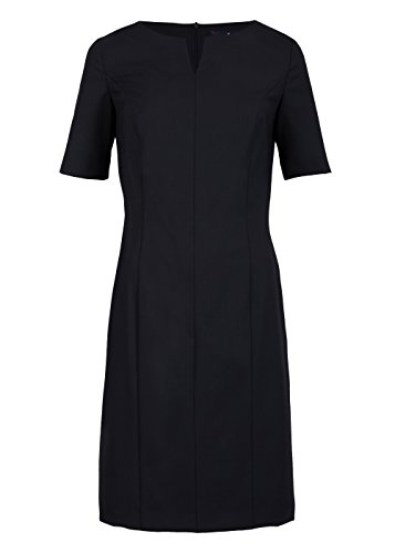Daniel Hechter Damen 10280 700708 Kleid, Blau (Navy 690), 38