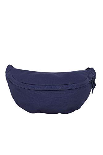 NAPAPIJRI TRIBE - Navy blue cotton bum bag