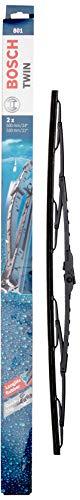 Bosch Scheibenwischer Twin 801, Länge: 600mm/530mm – Set für Frontscheibe