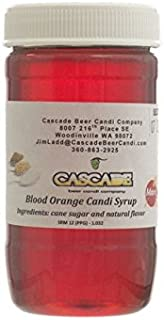 Best blood orange candi syrup Reviews
