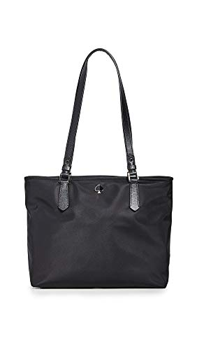 Kate Spade New York Women's Taylor Medium Tote Bag, Black, One Size