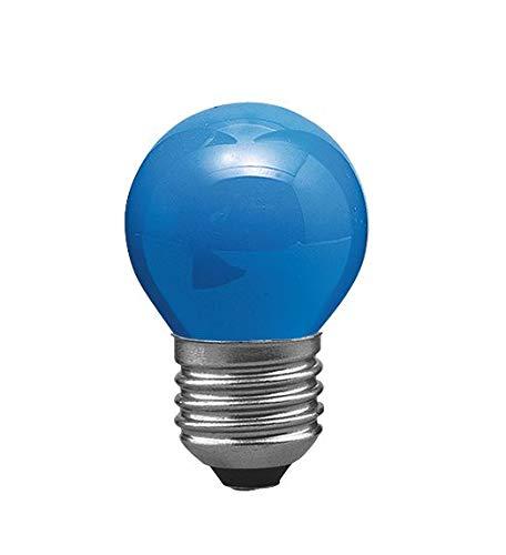 Paulmann 401.34 Tropfenlampe 25W E27 Glas Blau 40134 Leuchtmittel