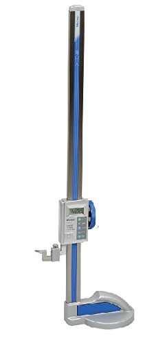 Mitutoyo 570-304 LCD Absolute Digimatic Height Gauge, SPC Output, 0-600mm Range, 0.01mm Resolution, 0.05mm Accuracy