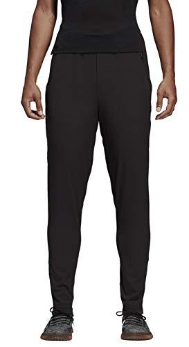 adidas Damen Sporthose Franchise Woven Tracksuit Lang, Black, S