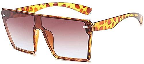 Gafas de sol de moda Nueva Personalidad Street Shooting Fashion Pilot Retro Wild Hombres Y Mujeres Gafas de sol-gris