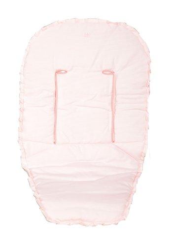 Funda/colchoneta Piqué Rosa, para Silla de bebé Universal