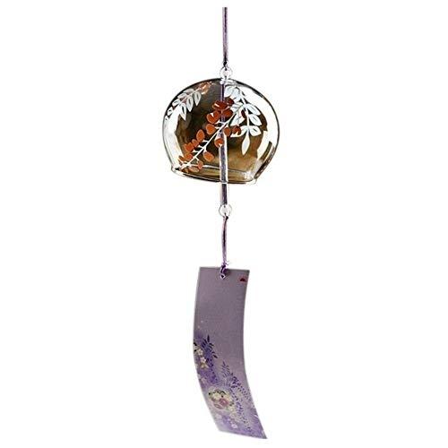 LASISZ Creatieve Japanse Handgemaakte Glas Schilderen En Wind Chimes Deur Decoratie Gift Voor Meisjes