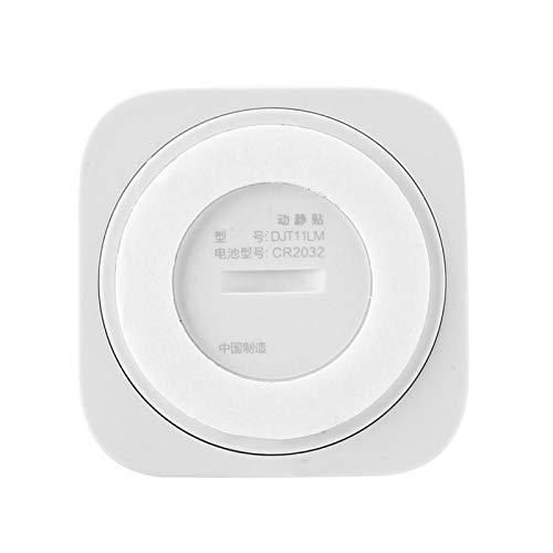 01 Sensor de vibración Duradero, Sensor de vibración de Seguridad ABS, Seis Ejes para Oficina en casa