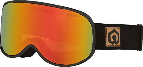 ARCORE MIST skibril, gepolariseerd, OTG, 100% uv-bescherming, anti-mist & kras, met REVO effect, voor mannen en vrouwen