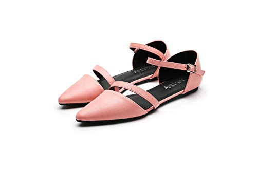Top 10 best selling list for ladies hot pink flat pointed toe shoes 8.5