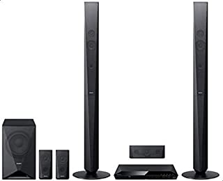 Sony 5.1 Channel DVD Home Theater System Black - DAV-DZ650