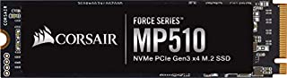 CORSAIR Force Series MP510 1920GB NVMe PCIe Gen3 x4 M.2 SSD Solid State Storage, Up to 3,480MB/s (B07HR5PN9Q) | Amazon price tracker / tracking, Amazon price history charts, Amazon price watches, Amazon price drop alerts