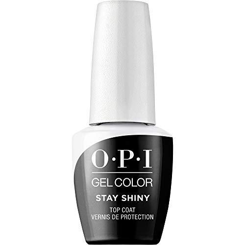 OPI Gel Stay Shiny Top Coat, 0.5 fl. oz.