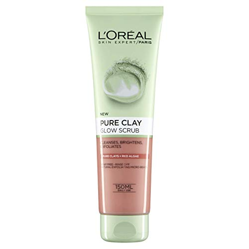 L'Oreal Paris Pure Clay Red Face Wash 150ml