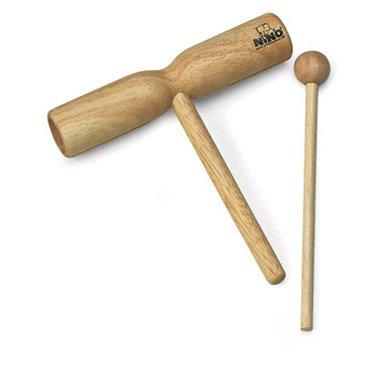 Nino Percussion NINO571 - Tambor de hendidura de madera