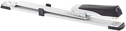 General Office Langarmhefter: Langarm-Heftgerät für 20 Blatt, bis DIN A3, Einlegetiefe bis 30 cm (Klammerhefter)