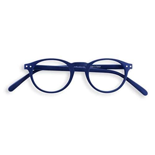 IZIPIZI LetmeSee #D Navy Gafas de Lectura Unisex Adulto +1.5 Azul Marino