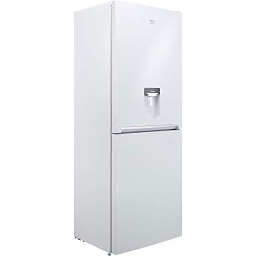 Beko CFG1790DW 70cm 50/50 Split Water Dispenser Frost Free Fridge Freezer White