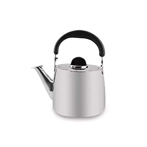 JEONSWOD Household 304 Stainless Steel Kettle Gas with Whistling Kettle Thickening Induction Cooker Sounding Kettle