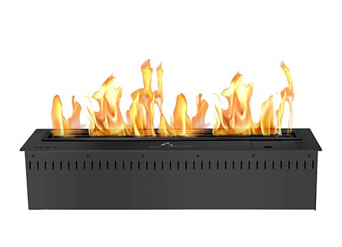 Amazing Deal Bio Flame 30� Rc Smart Burner 8,840 Btu - 20,600 Btu 6.0 Kw.H Black