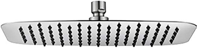 RVS Regendouchekop 20 30 cm