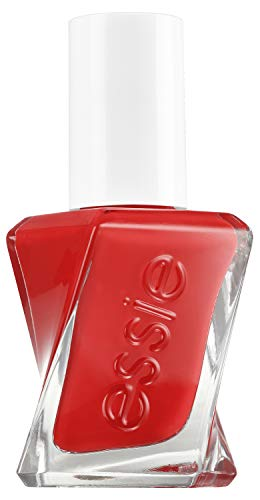 Essie Langanhaltender Nagellack Gel Couture Nr. 470 sizzling hot, Koralle, 13,5 ml
