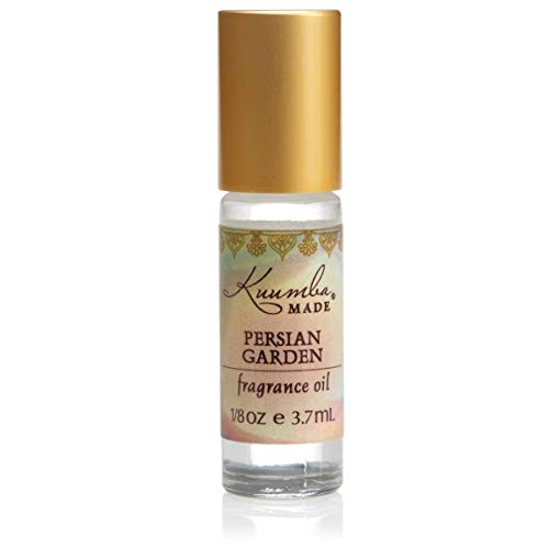 Kuumba Made Persian Garden Fragrance Oil Roll-On .125 Oz / 3.7 ml (1-Unit)
