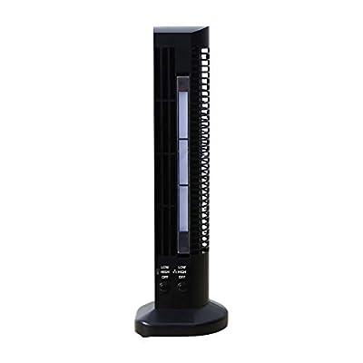 Table Lamp Fan, Personal Air Cooler Mini Portab...