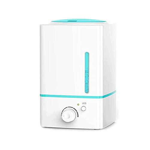 AITAOZI Humidifiers with Essential Oils Diffuser, Top Fill Large Cool Mist Humidifier for Bedroom, Ultrasonic, Easy Clean, Never Leak, No Scale, Whisper Quiet, for Car, Office, Bedroom