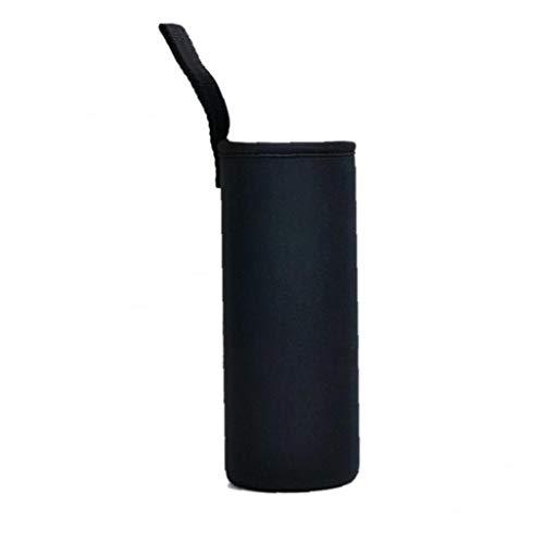 Botella De Agua De La Manga, Neopreno Beber Agua Llevar Bolsa Bolsa para Acampar Aire Libre Senderismo Pesca, por 360ml