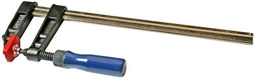 BGS 830   Schraubzwinge   80 x 300 mm   Fest- und Gleitbügel aus Temperguss