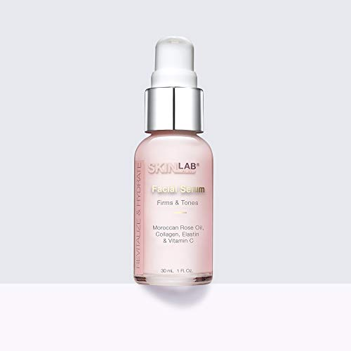 SKIN LAB BY BSL par bsl marocaine rose huile sérum facial, 1 oz