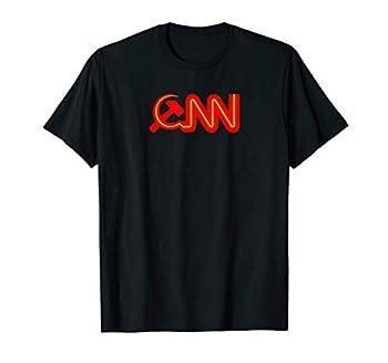 Communist News Network funny Fake News T-Shirt
